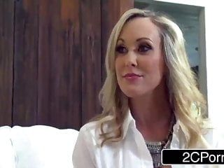 Hawt milf brandi love acquires some juvenile shlong - realmilfdates.c