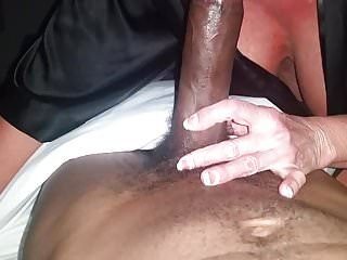 Sexy breasty blond milf cougar luvs two unfathomable mouth my juvenile bbc