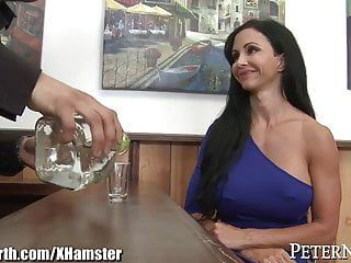Massive wobblers milf jewels jade acquires large bartender 10-pounder