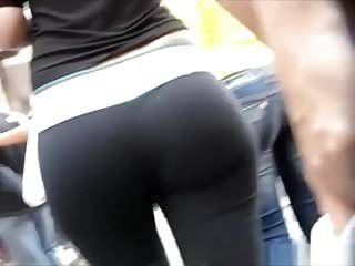 Hawt booty milf three