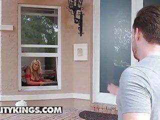 Milf hunter - bridgette b kyle mason - pumping the baker